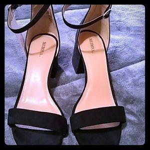 Merona Chunk Heel Sandal
